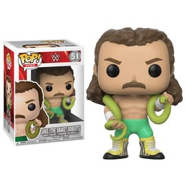 "Funko WWE: Jake ""the Snake"" Roberts Funko POP! #51"