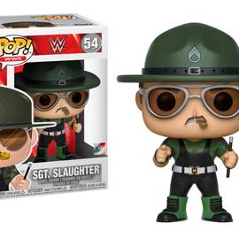 Funko WWE: Sgt. Slaughter Funko POP! #54