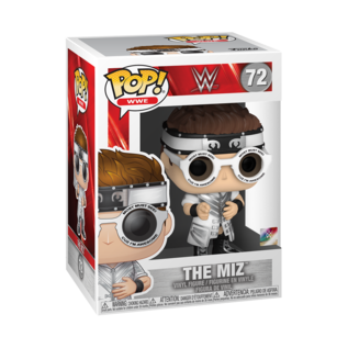 Funko WWE: The Miz Funko POP! #72