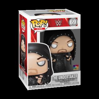 Funko WWE: Undertaker (Hooded) Funko POP! #69