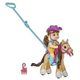 "Hasbro Baby Alive ""Littles"": Pony Ride Doll"