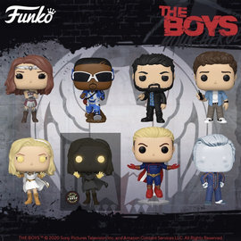 Funko The Boys Complete Funko POP! Bundle of 11 (PREORDER)