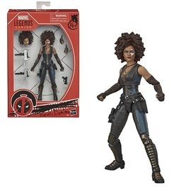 Hasbro X-Men Marvel Legends Domino 6-Inch Action Figure