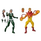 Hasbro X-Men Marvel Legends Rogue and Pyro 6-Inch Action Figure 2-Pack