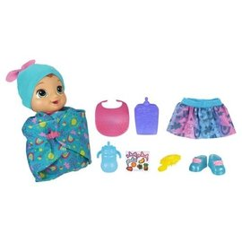 Hasbro Baby Alive: Baby Grows Up Happy Doll