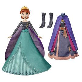 Hasbro Frozen 2: Anna's Queen Transformation Finale Doll