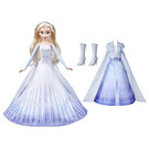 Hasbro Frozen 2: Elsa's Queen Transformation Finale Doll