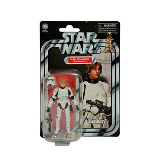 Hasbro Star Wars The Vintage Collection Luke Skywalker Stormtrooper Disguise 3 3/4-Inch Action Figure