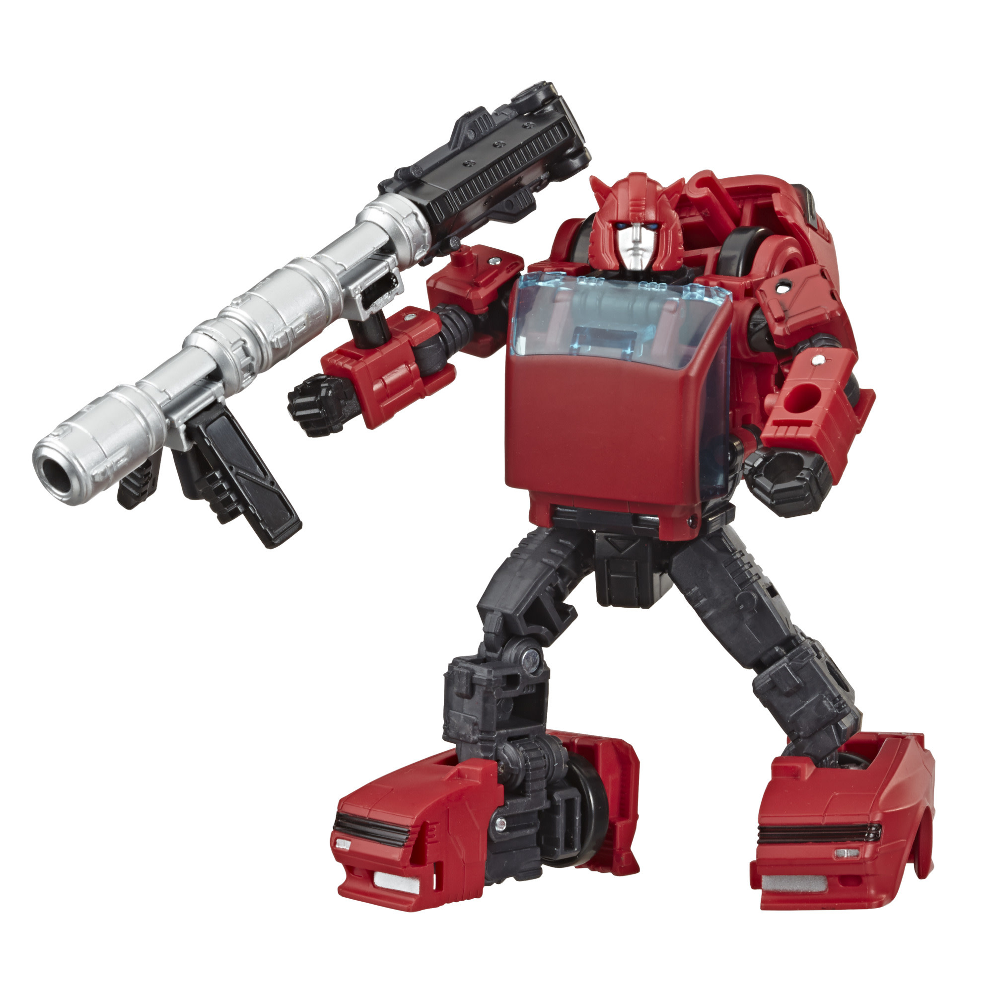 "Hasbro Transformers Earthrise ""War for Cybertron"": Cliffjumper Deluxe Class"