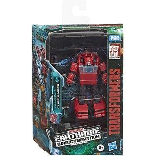 "Hasbro Transformers Earthrise ""War for Cybertron"": Cliffjumper Deluxe Class"