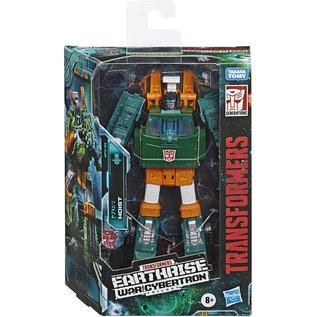 "Hasbro Transformers Earthrise ""War for Cybertron"": Hoist Deluxe Class"