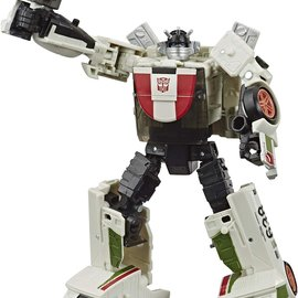 "Hasbro Transformers Earthrise ""War for Cybertron"": Wheeljack Deluxe Class"