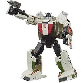 "Hasbro Transformers Earthrise ""War for Cybertron"": Wheeljack Deluxe Class"