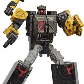 "Hasbro Transformers Earthrise ""War For Cybertron"": Ironworks Deluxe Class"