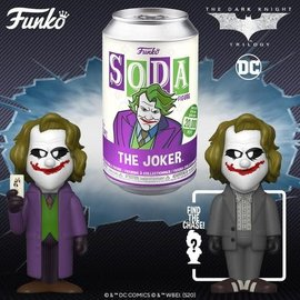Funko Soda: Heath Ledger Joker 20,000 PC Limited Edition with 1:6 Chance of Chase