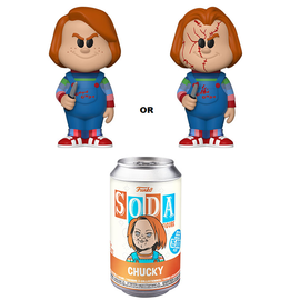 Funko Chucky 15,000 PC Limited Edition sealed Inner Case of 6 Soda