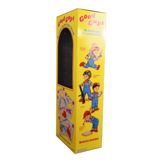 Trick or Treat Studios Child's Play 2: Good Guys Screen Accurate Doll Box