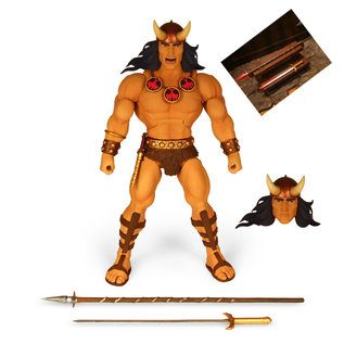 Super 7 Conan the Barbarian: Comic Book Conan Deluxe Figure and Bloody Weapon pack