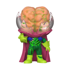 Funko Marvel Zombies: Mysterio Glow in the Dark Walmart Exclusive Funko POP! #660