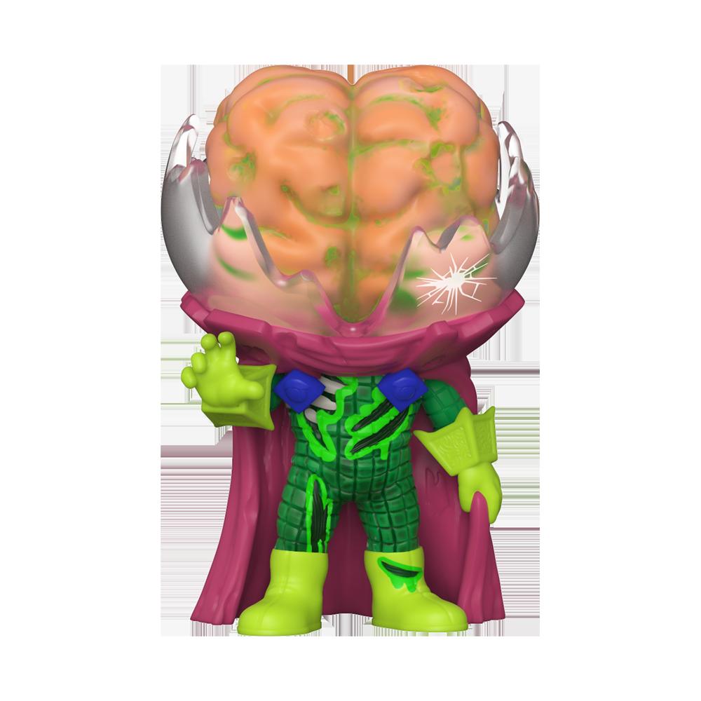 Funko Marvel Zombies: Mysterio Glow in the Dark Walmart Exclusive Funko POP! #660