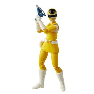 "Hasbro Power Rangers Lightning Collection: In Space Yellow Ranger 6"" Figure"