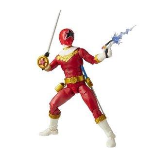"Hasbro Power Rangers Lightning Collection: Zeo Red Ranger 6"" Figure"