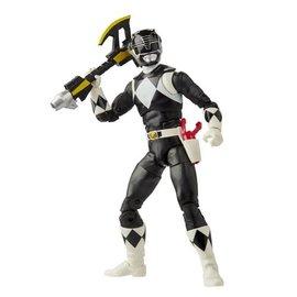 "Hasbro Power Rangers Lightning Collection: Mighty Morphin Black Ranger 6"" Figure"