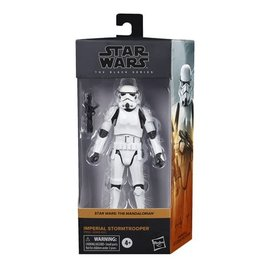 "Hasbro Star Wars Black Series: Imperial Stormtrooper 6"" Figures"