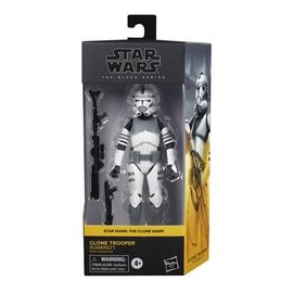 "Hasbro Star Wars Black Series: Clone Trooper (Kamino) 6"" Figure"