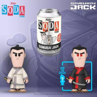 Funko Soda: Samurai Jack 10,000 PC Limited Edition with 1:6 Chance of Chase