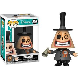 Funko Nightmare Before Christmas: Mayor Funko POP! #807