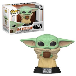 Funko Star Wars: The Child W/ Cup Funko POP! #378