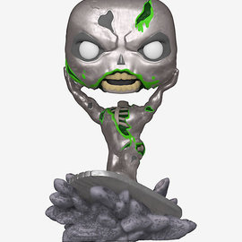 Funko Marvel Zombies: Silver Surfer (Zombie) Hot Topic Exclusive Funko POP! #