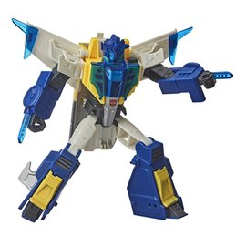 Hasbro Transformers Cyberverse Battle Call Trooper Meteor Fire