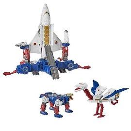 Hasbro Tranformers: Commander Sky Lynx Earthrise War for Cybertron