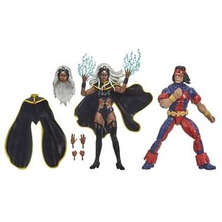 Hasbro Marvel Legends: Storm and Marvel's Thunderbird X-Men Figure 2-Pack