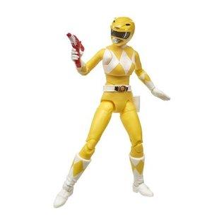 "Hasbro Power Rangers Lightning Collection: Yellow Ranger Trini 6"" Figure"