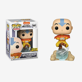 Funko Avatar The Last Airbender: Aang Avatar State Hot Topic Exclusive Funko POP! #541