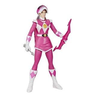 "Hasbro Power Rangers: Mighty Morphin Pink Ranger (Unmasked)  12"" Figure"
