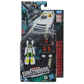 Hasbro Transformers: Bombshock & Growl Micromasters