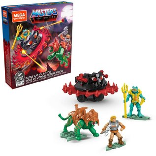 Mega Construx Mega Construx: Masters of the Universe Battle Cat vs. Roton Playset