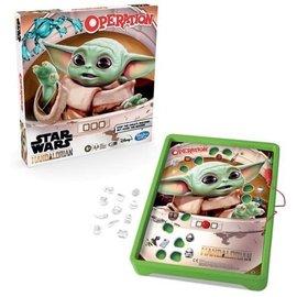 Hasbro Star Wars: The Mandalorian Edition Operation Game