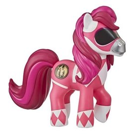 Hasbro My Little Pony x Power Rangers: Morphin Pink Pony Crossover Collection
