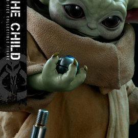 Hot Toys The Mandalorian: The Child Life-Size Hot Toys Figure (Preorder)