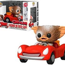Funko Gremlins: Gizmo in Red Car Hot Topic Exclusive Funko POP! Rides #71