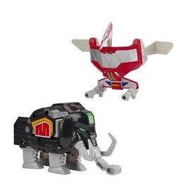 Hasbro Power Rangers: Mighty Morphin Mastodon and Pterodactyl  Dinozord 2-pack