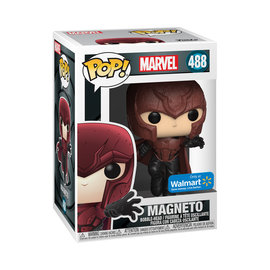 Funko Marvel: Magneto Walmart Exclusive Funko POP! #488