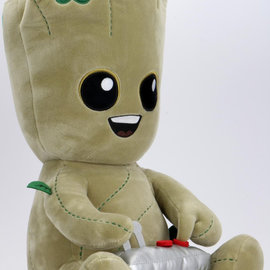 Kidrobot Guardians of the Galaxy: Groot with Button Large Hug Me Shaking Plush