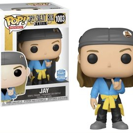 Funko Jay & Silent Bob: Jay Funko Shop Exclusive Funko POP! #1003