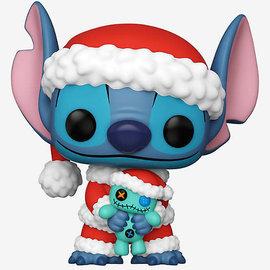 Funko Lilo and Stitch: Stitch & Scrump Holiday Hot Topic Exclusive Funko POP! #